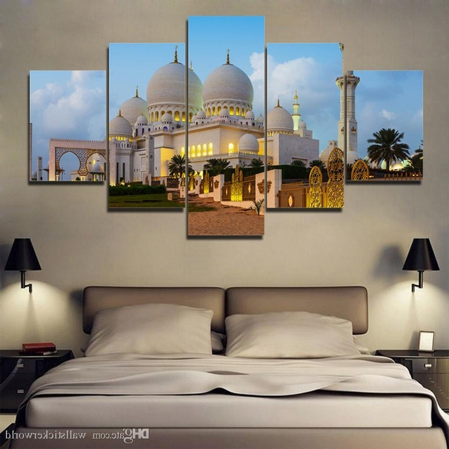 Cheap Wall Art Inside Preferred Online Cheap Canvas Pictures Home Wall Art Decoration Framework (View 4 of 15)