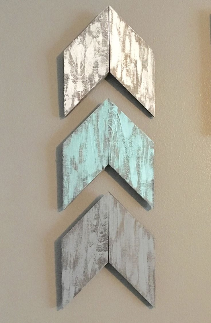 Chevron Wall Art With Recent Chevron Wood Wall Art 40 Awesome Disney Wood Wall Art Design Of (View 5 of 15)