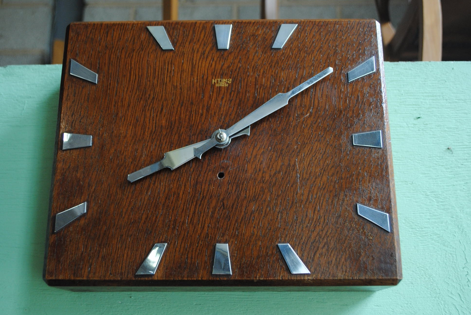 Cloud 9, Art Deco Furniture Sales With Regard To Best And Newest Art Deco Wall Clock (View 10 of 15)