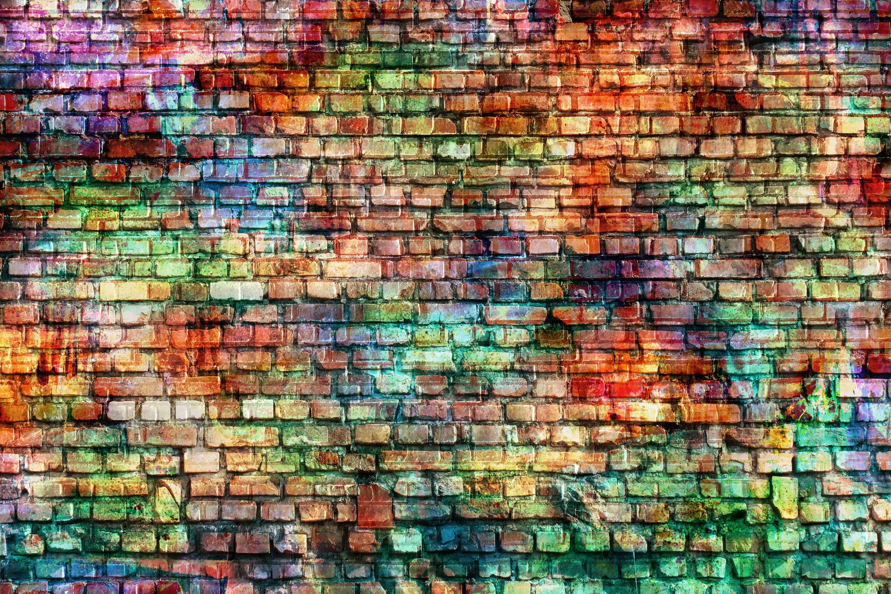 Colorful Wall Art Pertaining To Most Up To Date Colorful Wall Art Grunge Illustration 133069529 (View 5 of 15)