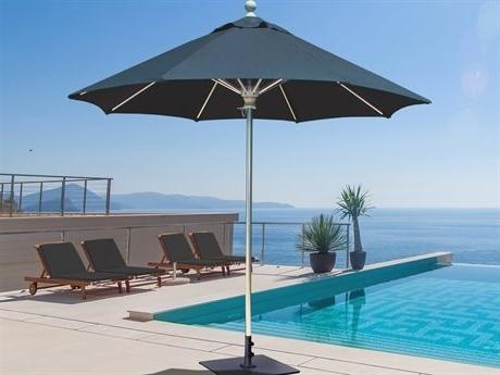 Commercial Patio Umbrellas Sunbrella Intended For Widely Used Commercial Patio Umbrellas – Patioliving (View 14 of 15)