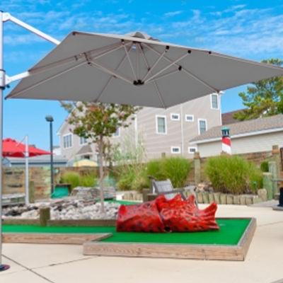 Commercial Umbrellas – Commercial Patio Umbrellas (View 8 of 15)