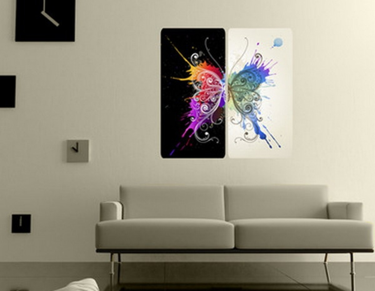 Contemporary Wall Art Inside Most Up To Date Contemporary Wall Sculptures Ideas — All Contemporary Design (View 2 of 15)