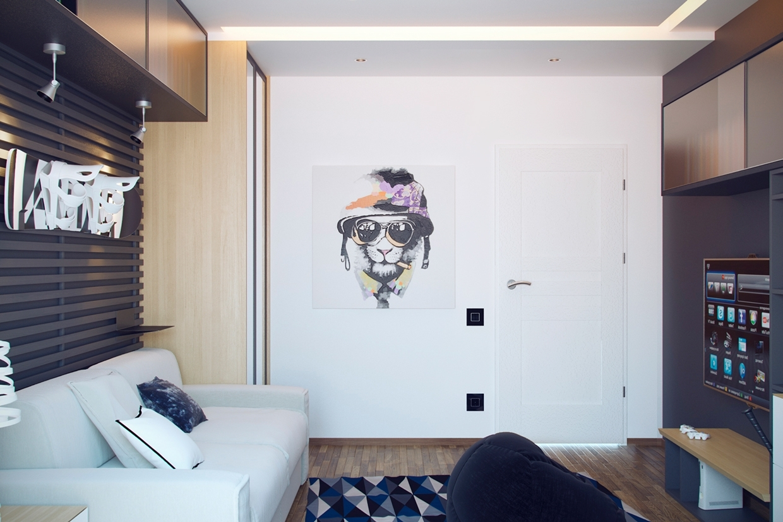 Cool Wall Art Ideas Pinterest – Tierra Este (View 7 of 15)