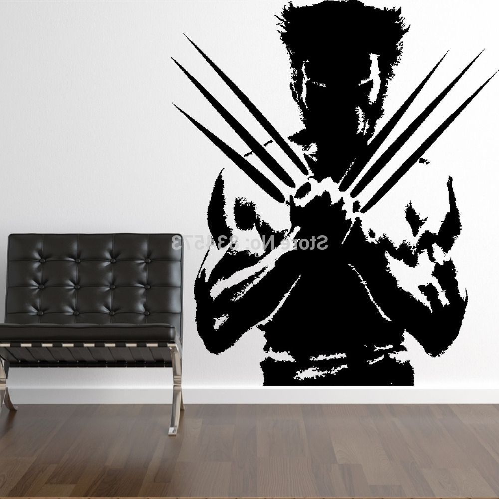 Cool Wall Art Throughout Most Recent Bright And Modern Beautiful Cool Wall Art – Wall Decoration Ideas (View 4 of 15)