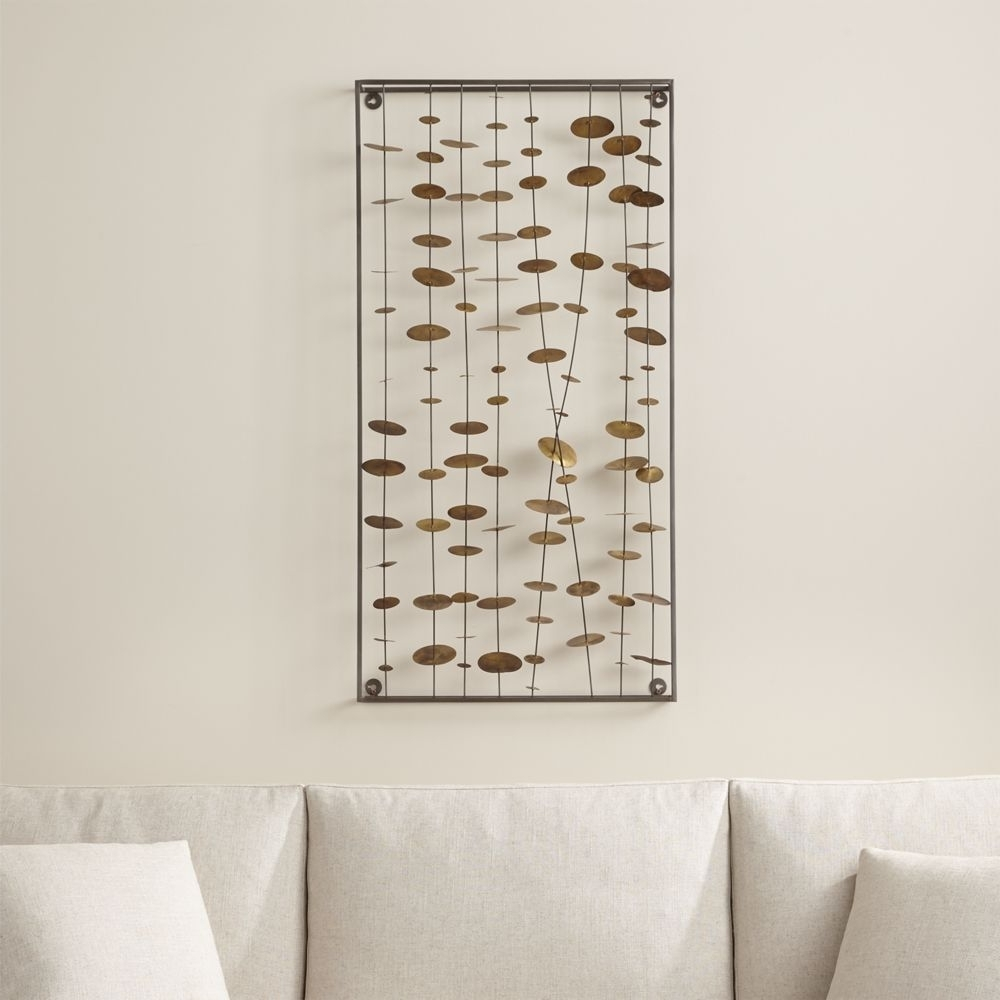 Crate And Barrel Wall Art – Unavocecr With Widely Used Crate And Barrel Wall Art (View 7 of 15)