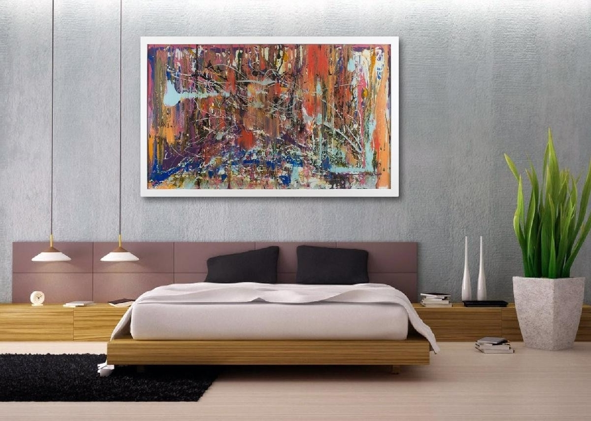 Current 20 Collection Of Extra Large Framed Wall Art Ideas Fancy With Extra Large Wall Art (View 4 of 15)