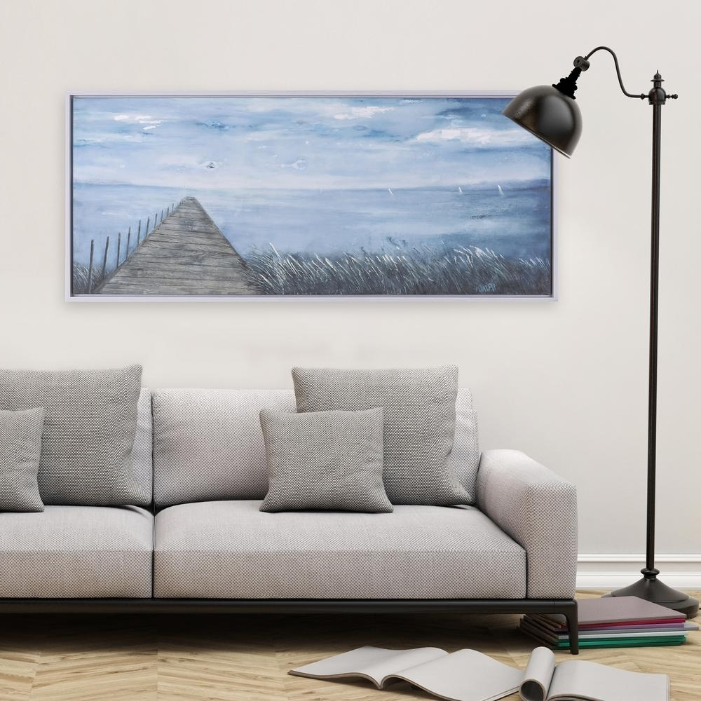 Current Acrylic Wall Art In 51.60 In. X 21.60 In (View 3 of 15)