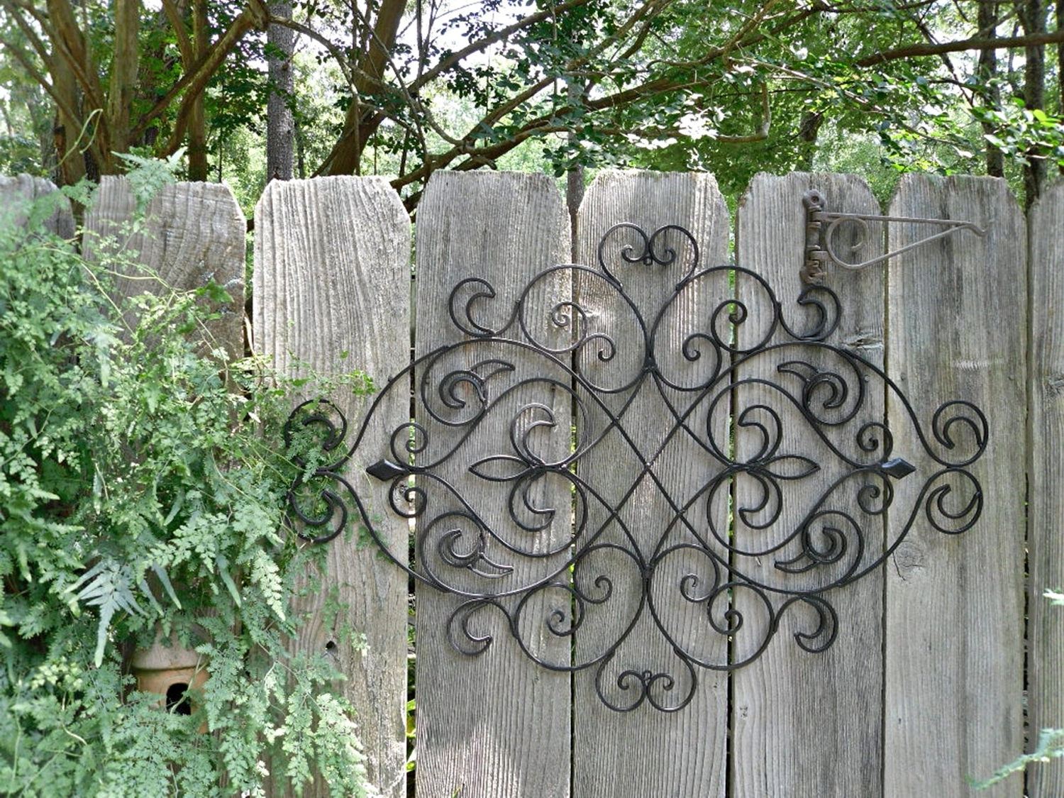 Current Amazing Outdoor Wall Decor 6 Diy Metal (View 6 of 15)