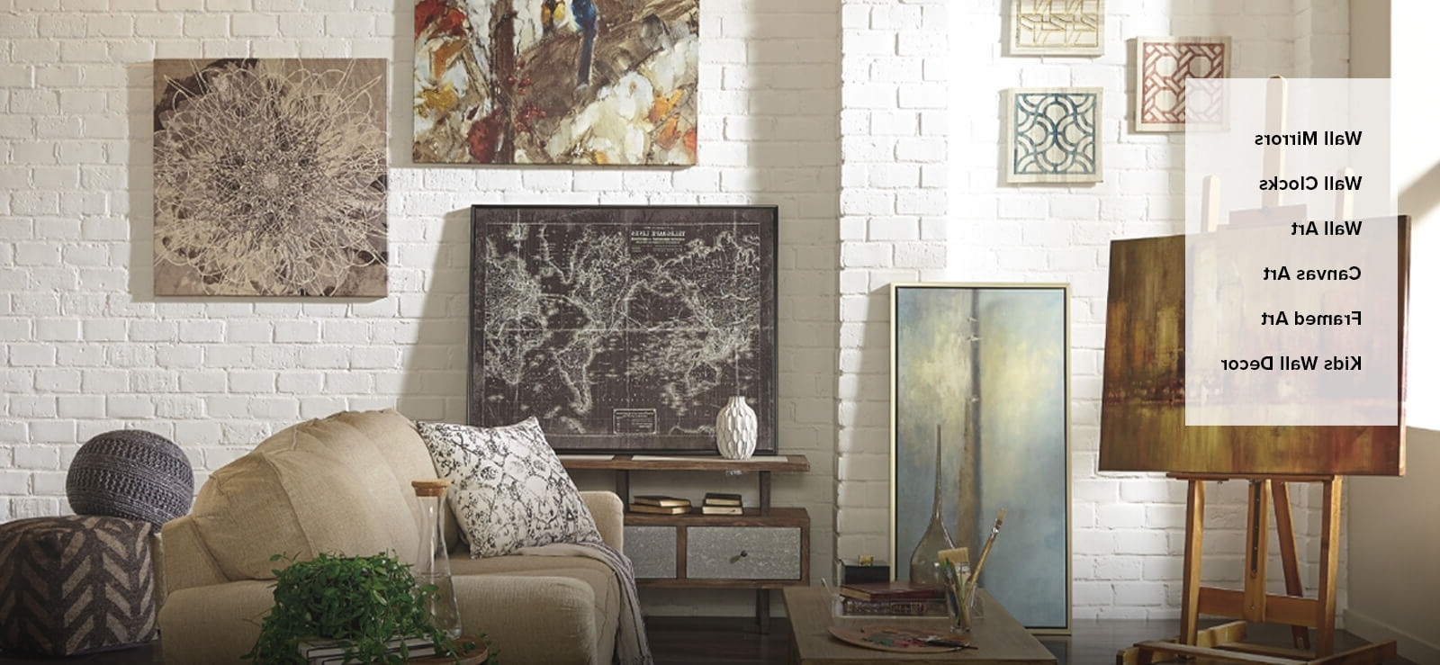Current Ashley Furniture Wall Art In Lovely Ashley Furniture Wall Art – Kunuzmetals (View 11 of 15)