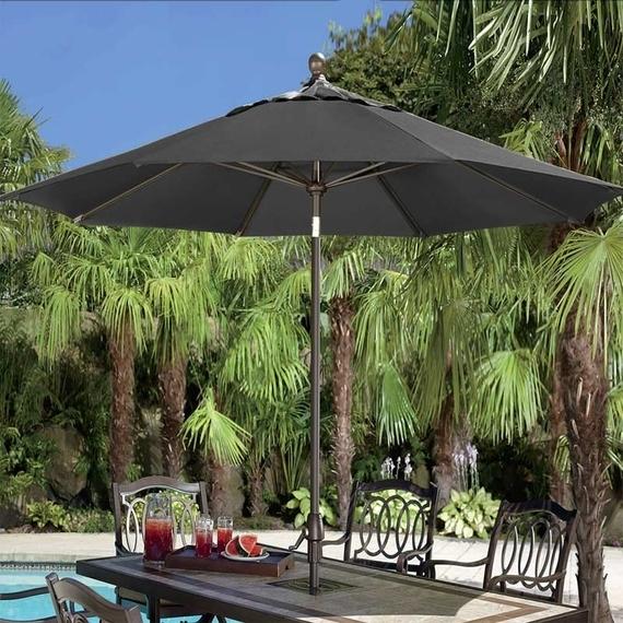 Current Costco Patio Umbrella – Darcylea Design With Patio Umbrellas At Costco (View 15 of 15)