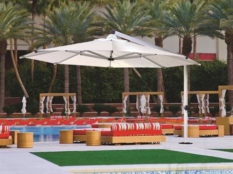 Current European Patio Umbrellas Regarding Commercial Patio Umbrellas For Restaurants, Resorts & Events (View 7 of 15)