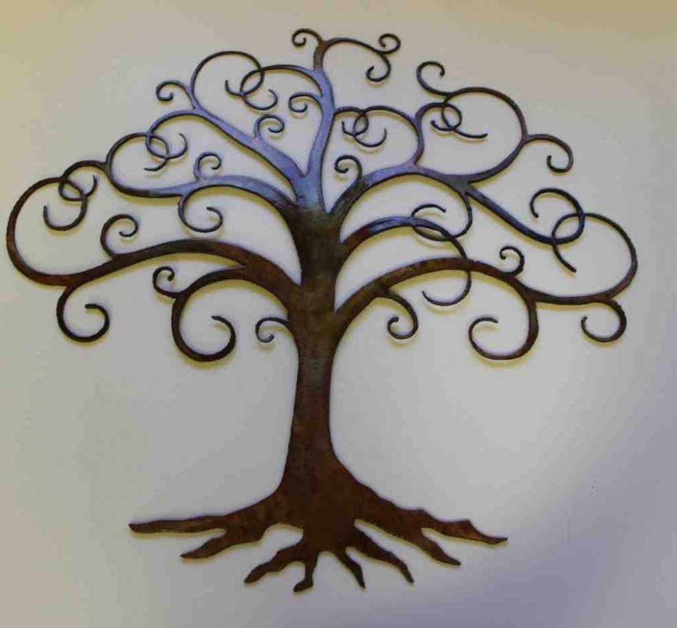 Current Inspiration: Decorative Outdoor Wrought Iron Wall Art • Walls Decor Within Wrought Iron Wall Art (View 15 of 15)