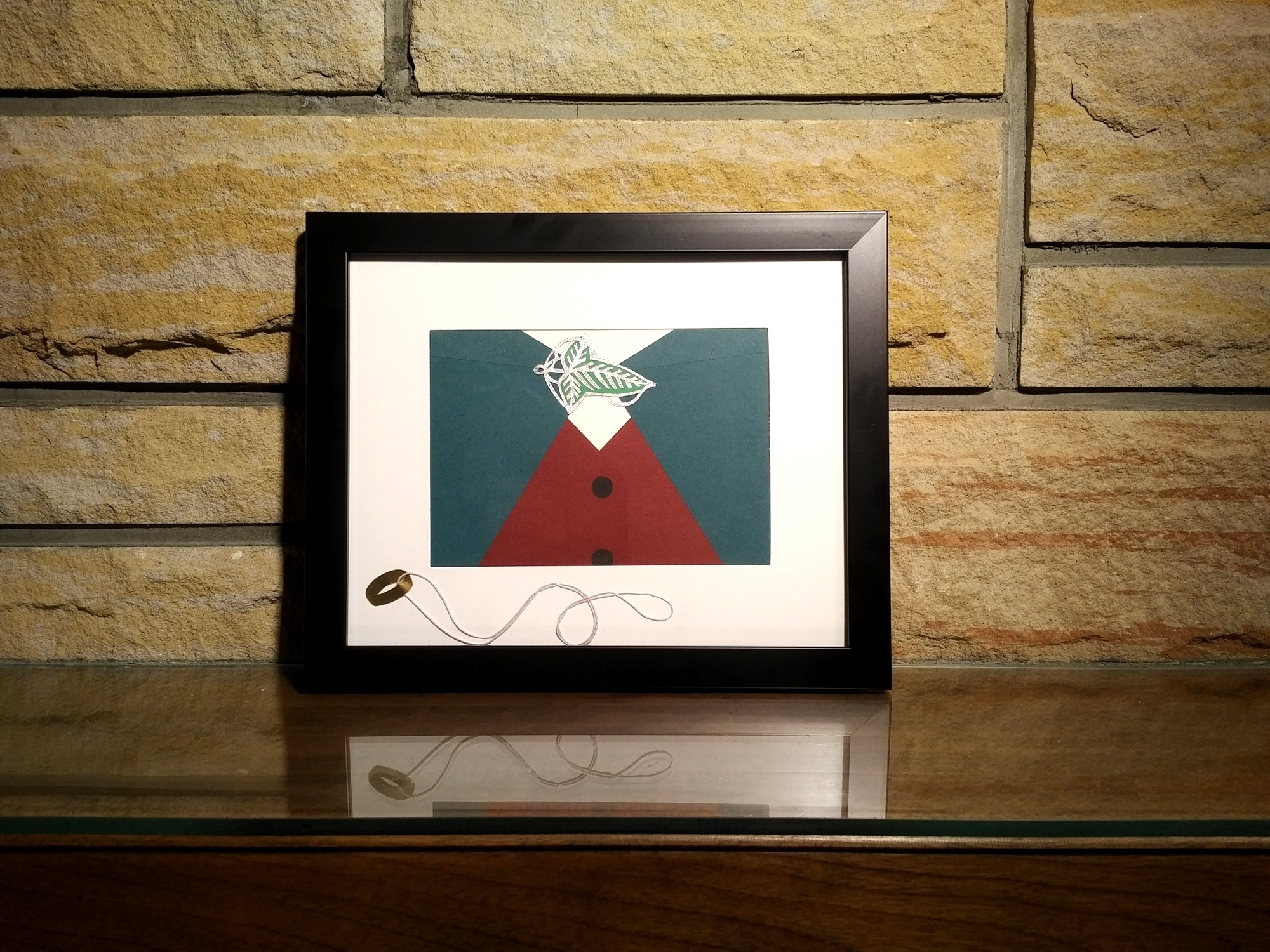 Current Lord Of The Rings Wall Art Within Frodo (Lord Of The Rings) Wall Art – Framed · Rice Paper Designs (View 8 of 15)