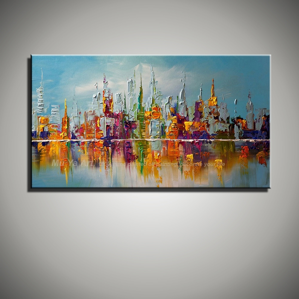 Current Modern Large Canvas Wall Art For Abstract Paintings On Canvas Large Canvas Wall Art Abstract Modern (View 3 of 15)