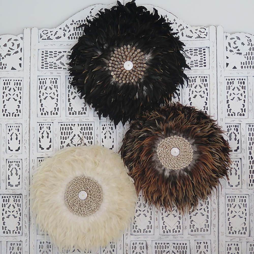 Current Round Feather Wall Art : Andrews Living Arts – Look Wonderful Throughout Feather Wall Art (View 3 of 15)
