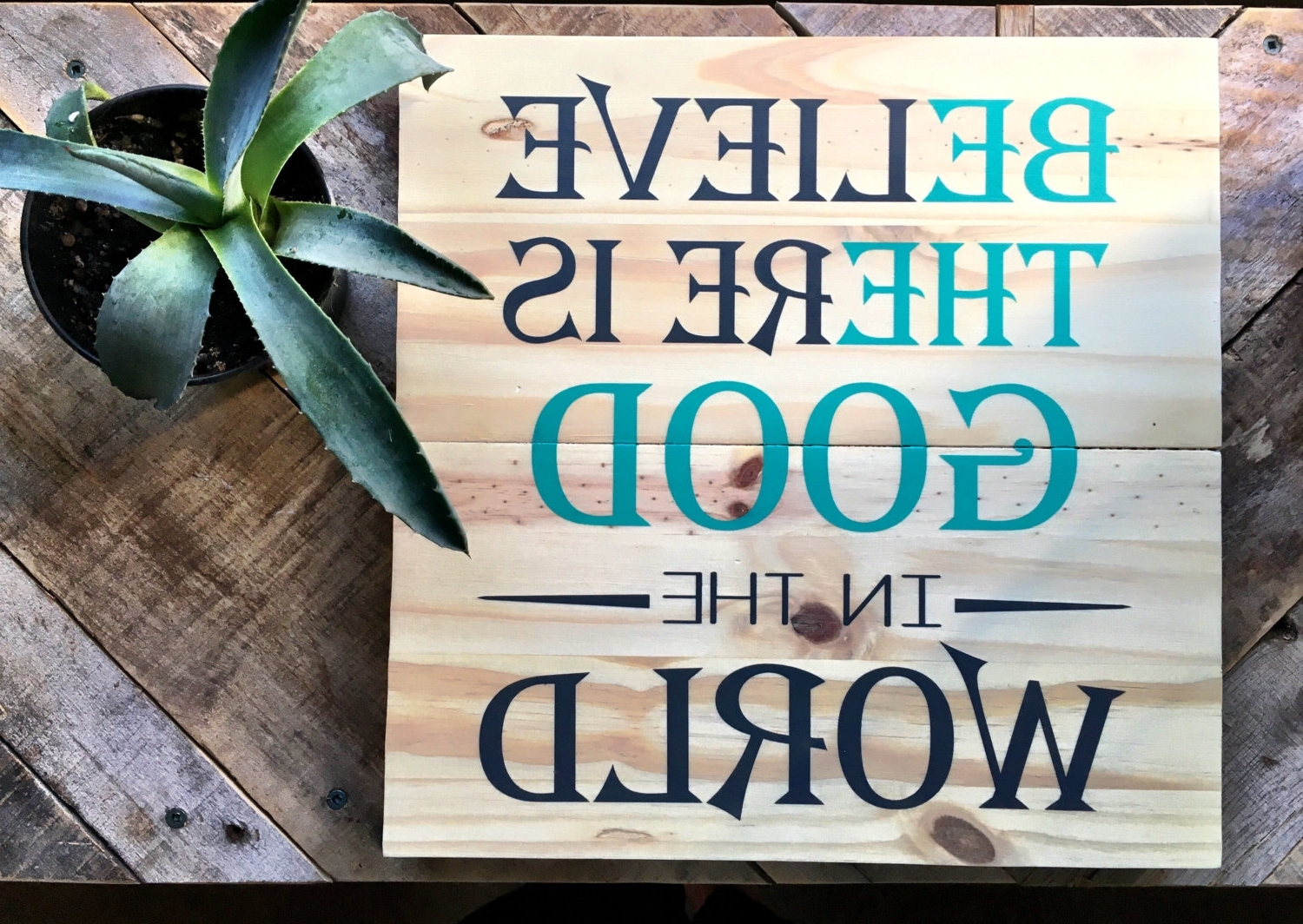Current Wall Art Quotes On Wood – Amthuchanoi With Regard To Wood Wall Art Quotes (View 3 of 15)