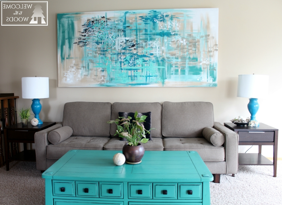 Curtain : Impressive Large Canvas Wall Art 13 Large Canvas Wall Art Within Favorite Large Canvas Wall Art (View 5 of 15)