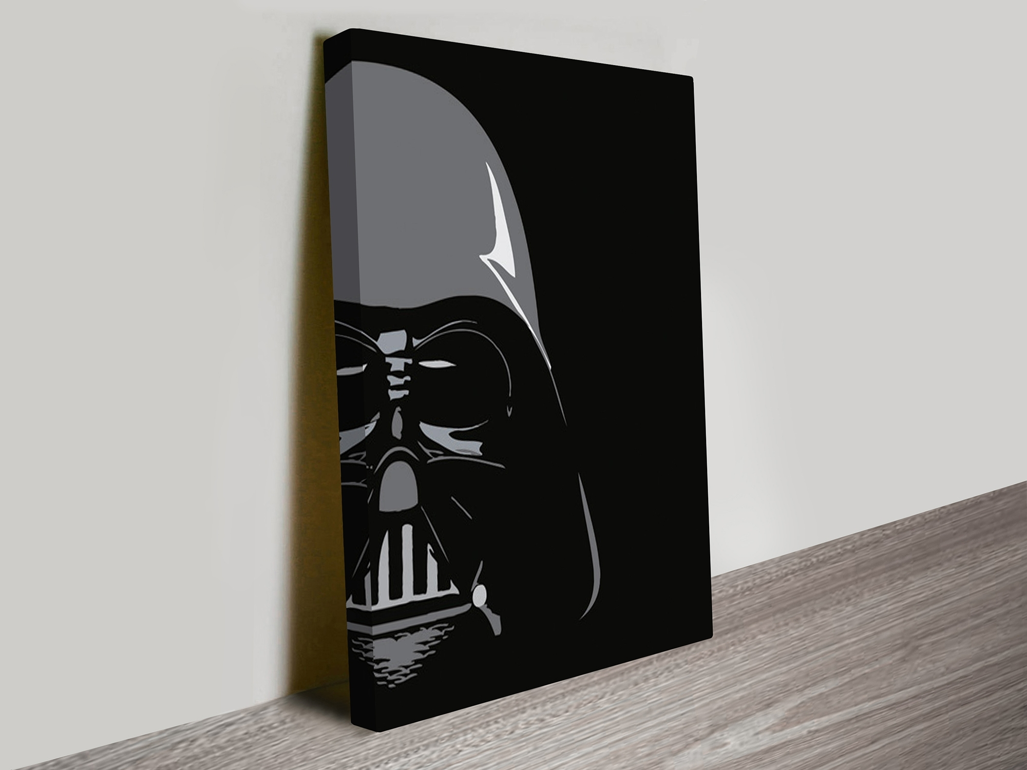 Darth Vader Wall Art Inside Popular 39 Darth Vader Wall Art, 25 Best Ideas About Dark Blue Bedrooms On (View 8 of 15)
