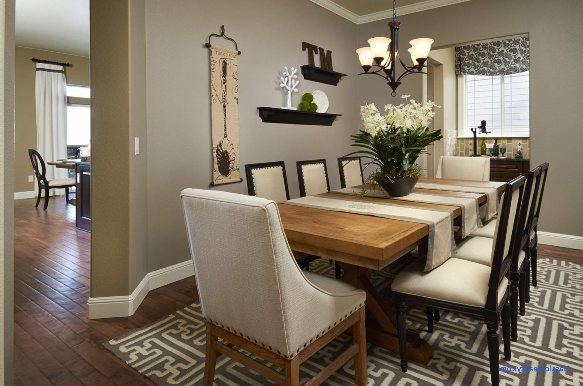 Dining Room Wall Art Within Widely Used Awesome Wall Art Ideas Dining Room (View 9 of 15)