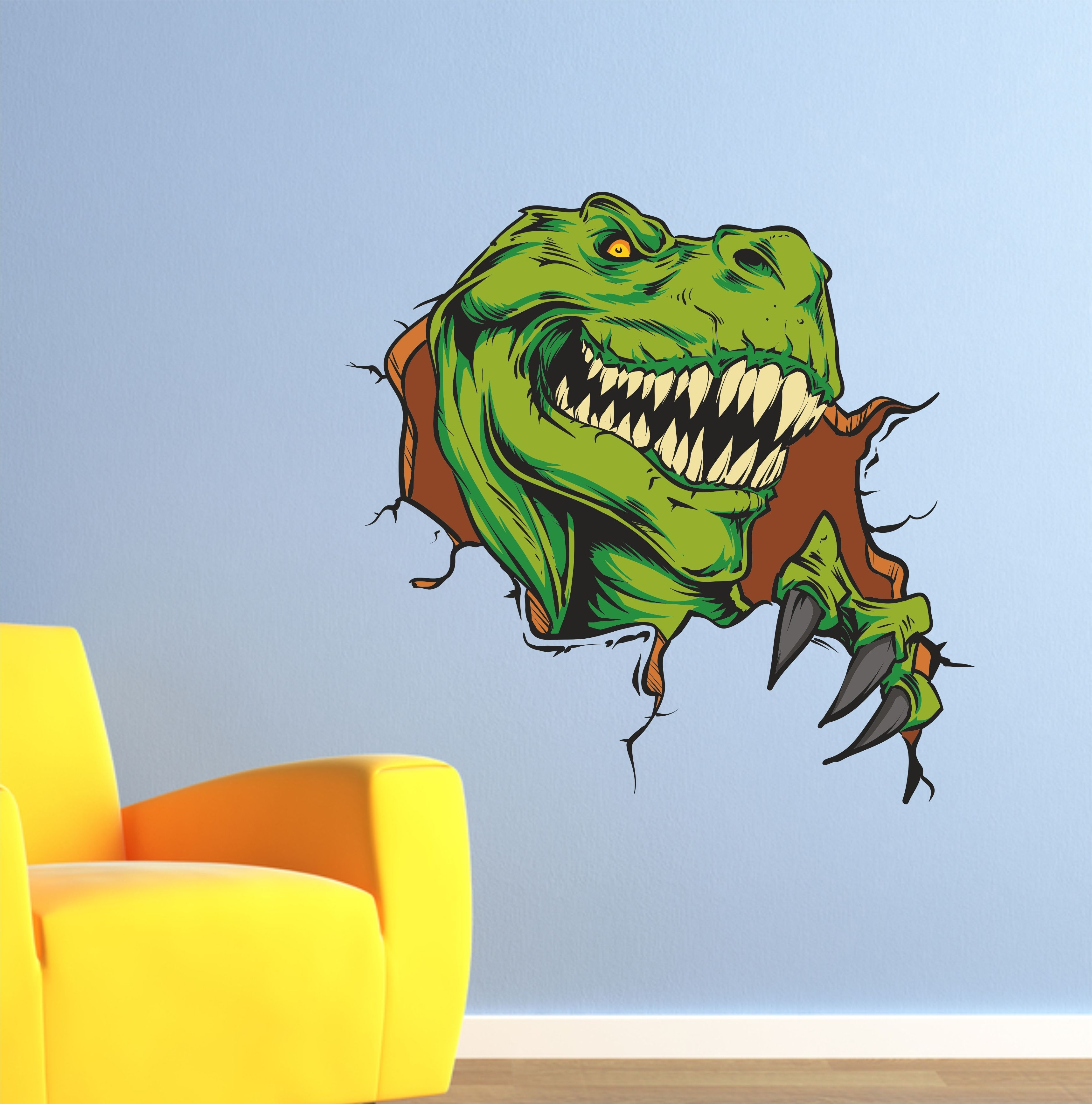 Dinosaur Wall Art In Most Popular The Grafix Studio (View 7 of 15)