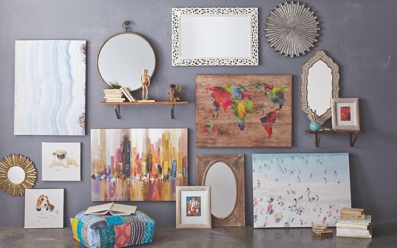 Discover Our Assortment Of Affordable Wall Decor Complete With In Most Up To Date Affordable Wall Art (View 6 of 15)