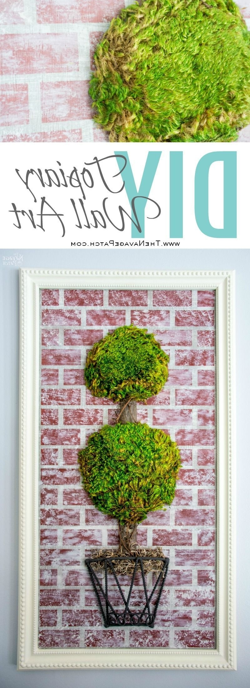 Diy Moss Throughout Widely Used Joss And Main Wall Art (View 15 of 15)