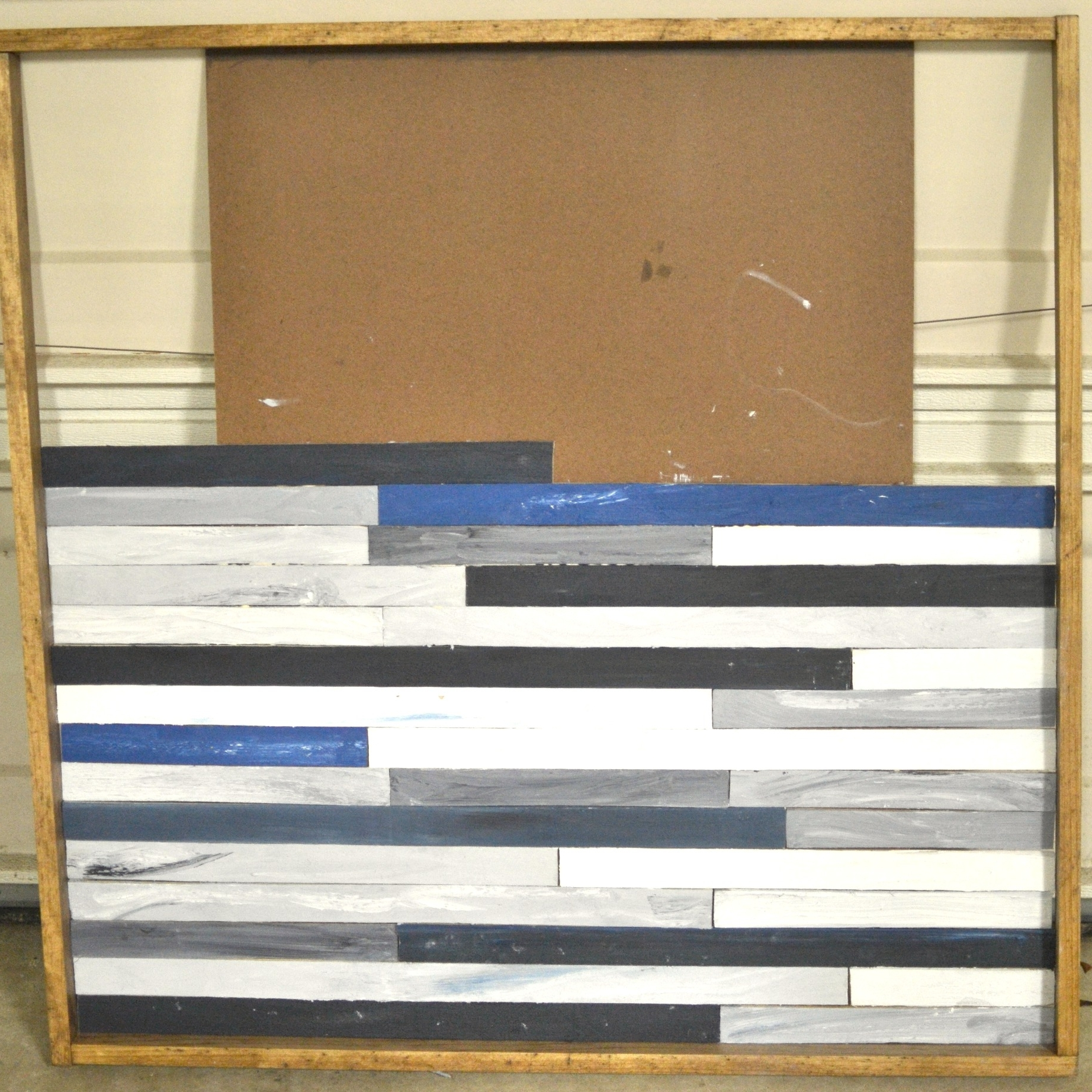 Diy Wood Plank Wall Art – Elitflat With Famous Diy Wood Wall Art (View 10 of 15)