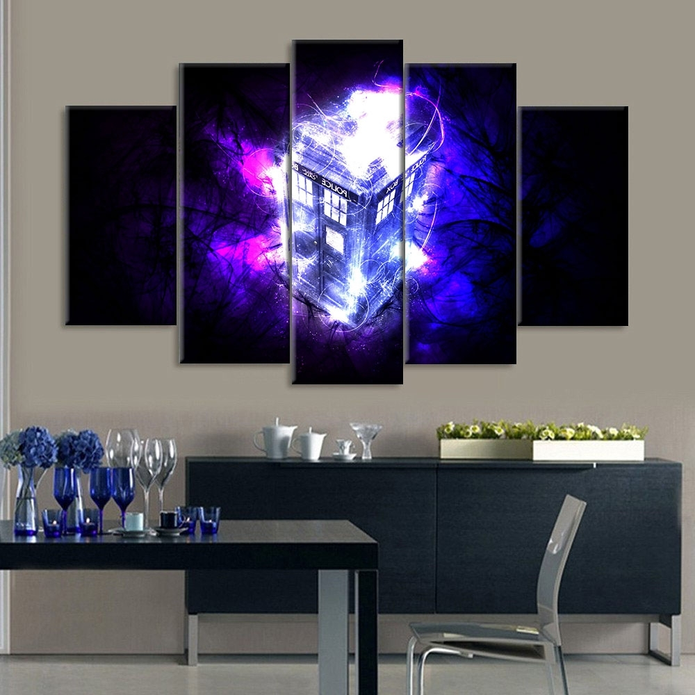 Doctor Who Wall Art – Album On Imgur For Most Up To Date Doctor Who Wall Art (View 6 of 15)