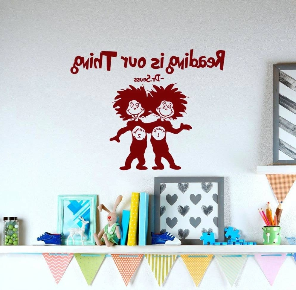 Dr Seuss Wall Art With Regard To 2017 Colorful Dr Who Wall Art Model Wall Art Ideas Dochistafo Inspiration (View 7 of 15)