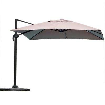 Drape – Patio Umbrellas – Patio Furniture – The Home Depot Pertaining To Widely Used Drape Patio Umbrellas (View 3 of 15)