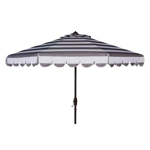 Drape Patio Umbrellas Regarding Popular Found It At Wayfair – 8' Cortez Crank Drape Umbrella (View 4 of 15)