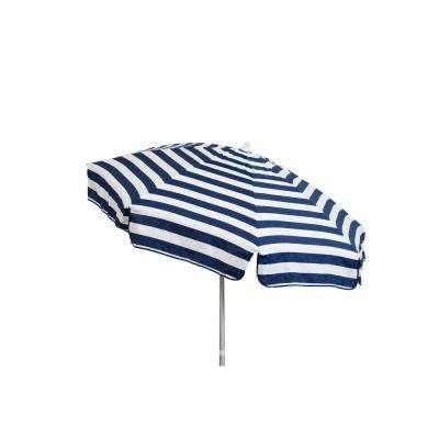 Drape Patio Umbrellas With Current Drape – Patio Umbrellas – Patio Furniture – The Home Depot (View 5 of 15)