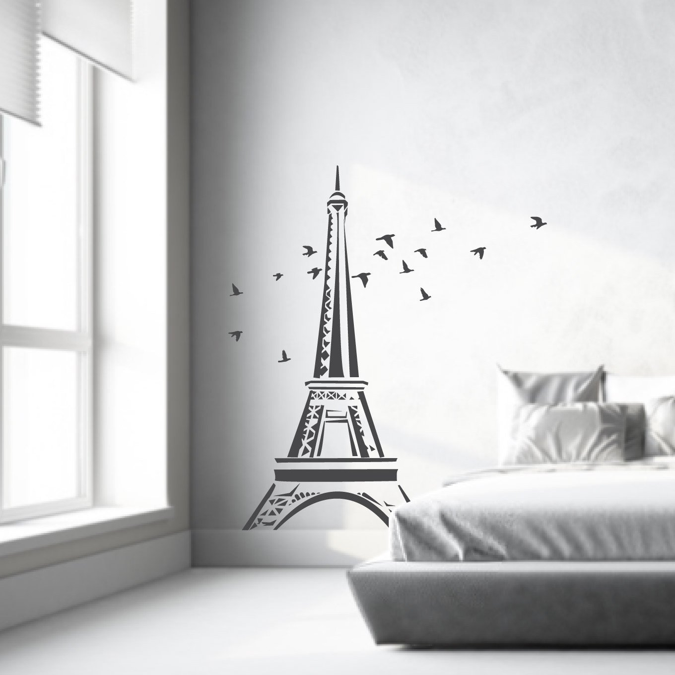 Eiffel Tower Wall Art – Culturehoop With Favorite Eiffel Tower Wall Art (View 14 of 15)