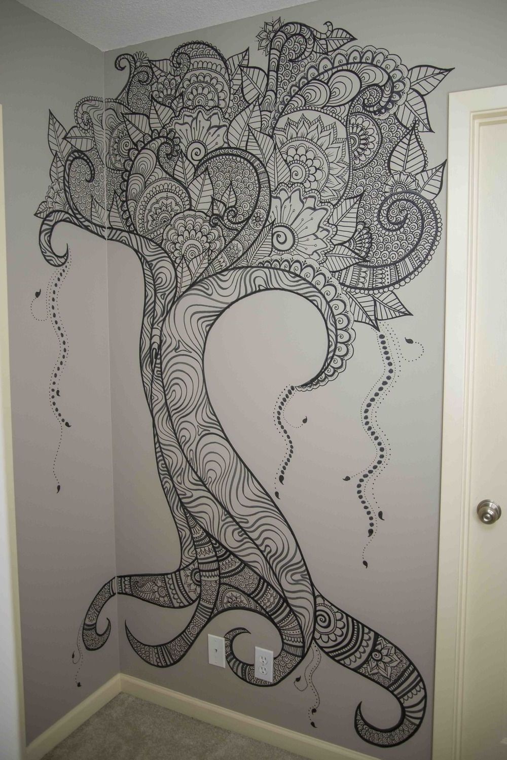 Featured Photo of Henna Wall Art