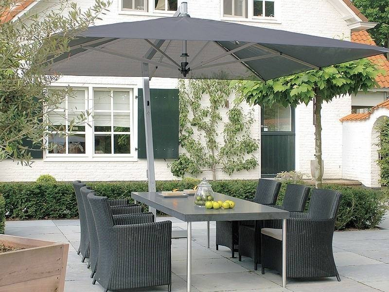 Eva Furniture Throughout Rectangular Patio Umbrellas (Gallery 14 of 15)