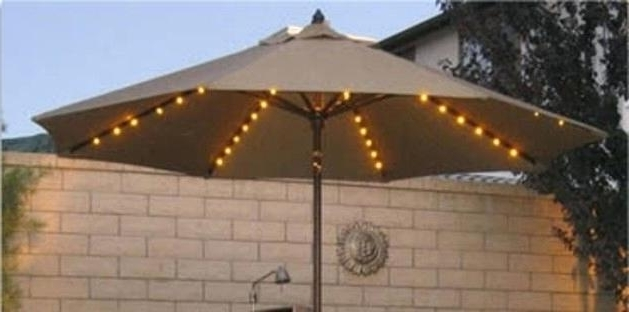 Exotic Solar Lighted Patio Umbrellas Z5865025 Solar Led Patio With Regard To Most Recent Exotic Patio Umbrellas (View 6 of 15)