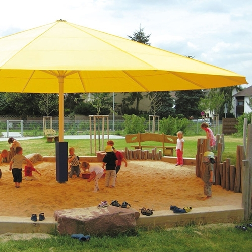 Extra Large Patio Umbrellas In 2017 Giant: Extra Large Patio Umbrellas ( Type Tl / Tlx ) – Caddetails (View 10 of 15)