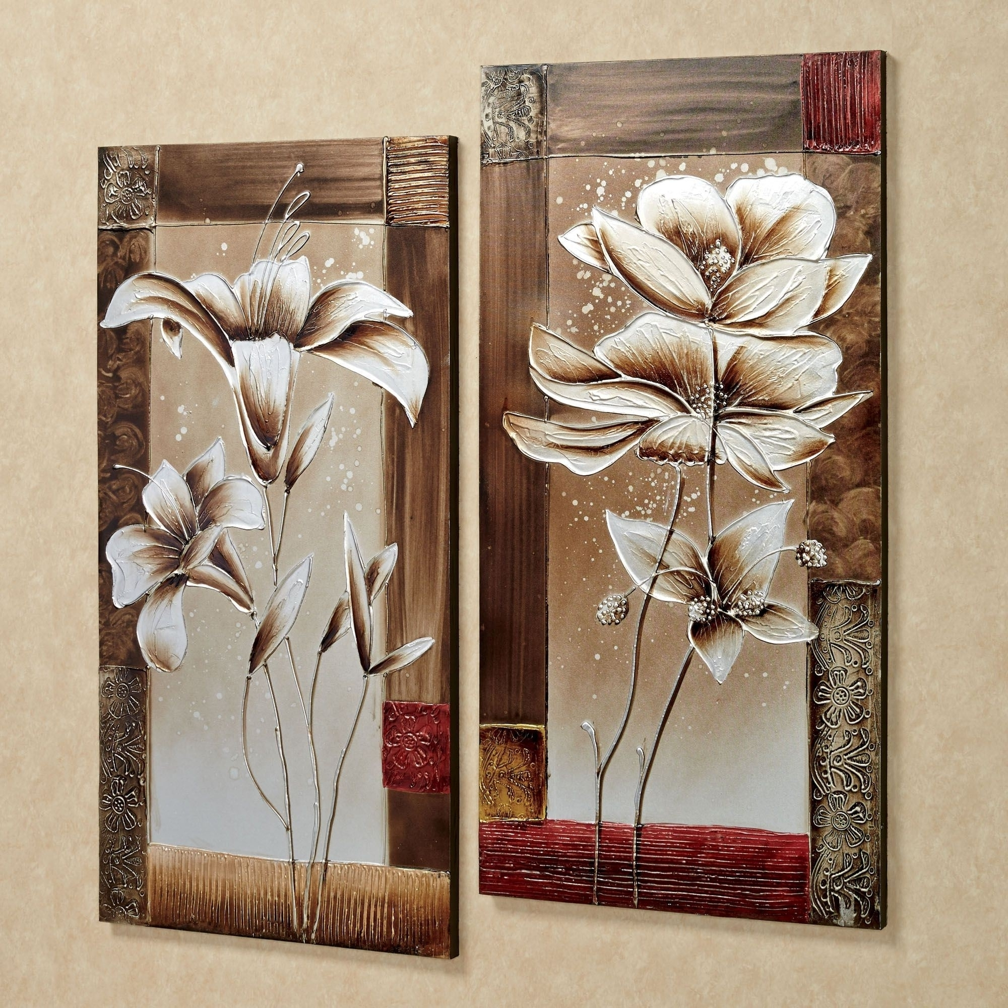 Extraordinary Framed Wall Art Sets 17 Stunning Canvas 2 Piece 3 Pertaining To Current Set Of 2 Framed Wall Art (View 2 of 15)