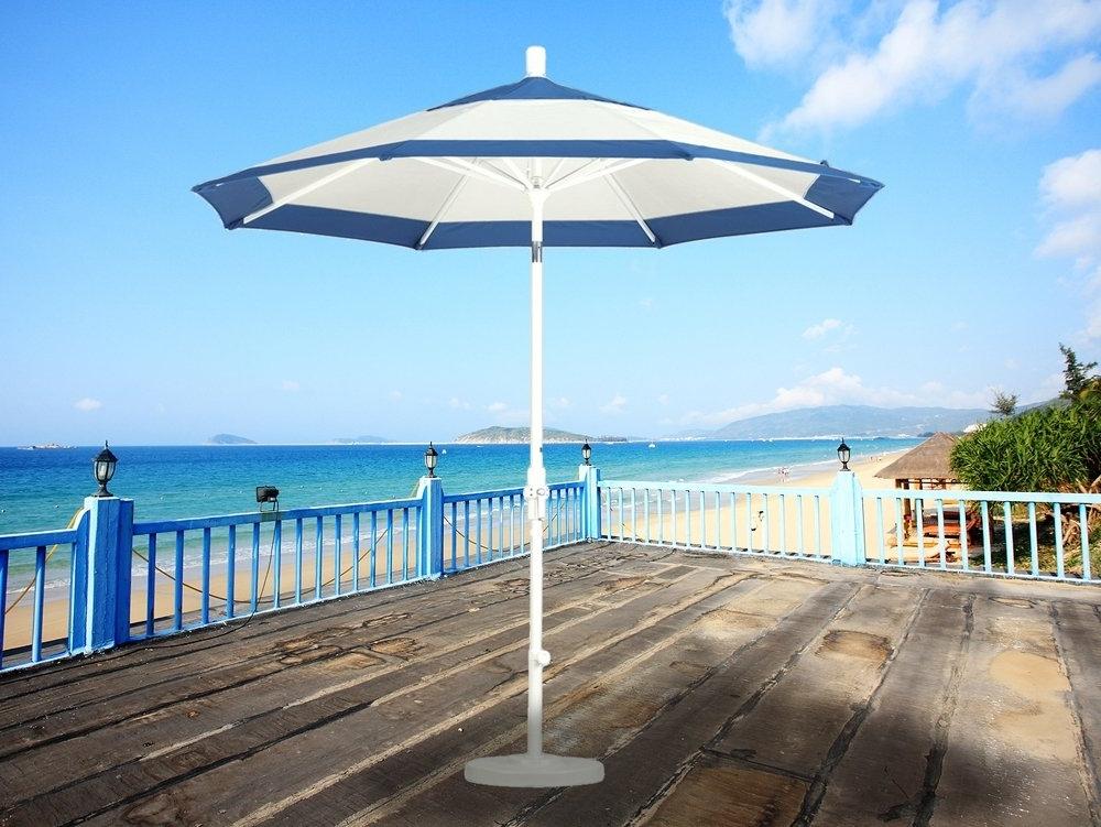 Fabulous 9 Ft Patio Umbrella Dual Wind Vent Patio Umbrellas Regarding Trendy 9 Ft Patio Umbrellas (View 10 of 15)