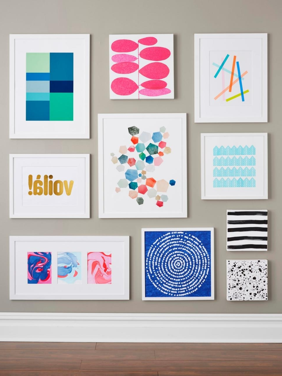 Fall Home Decor Pertaining To Wall Art Diy (View 6 of 15)