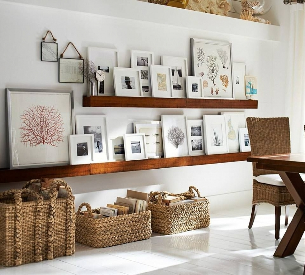 Family Room Decorating Ideas Family Room Wall Decor Bedrooms Regarding Newest Pottery Barn Wall Art (View 11 of 15)
