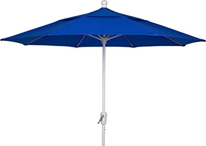 Famous Amazon : Fiberbuilt Umbrellas Patio Umbrella,  (View 3 of 15)