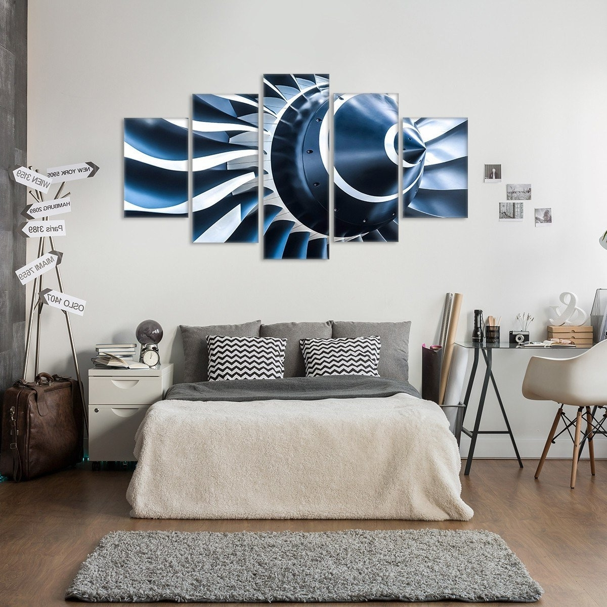 Featured Photo of Aviation Wall Art