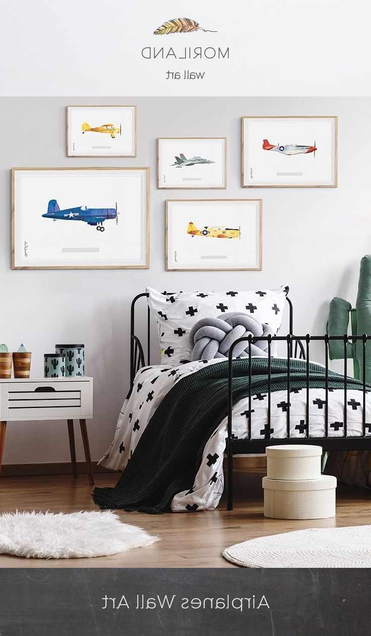 Famous Aviation Wall Art With Regard To Piper Pa 15 Vagabond Print, Aircraft Print, Airplane Decor, Aviation (View 14 of 15)