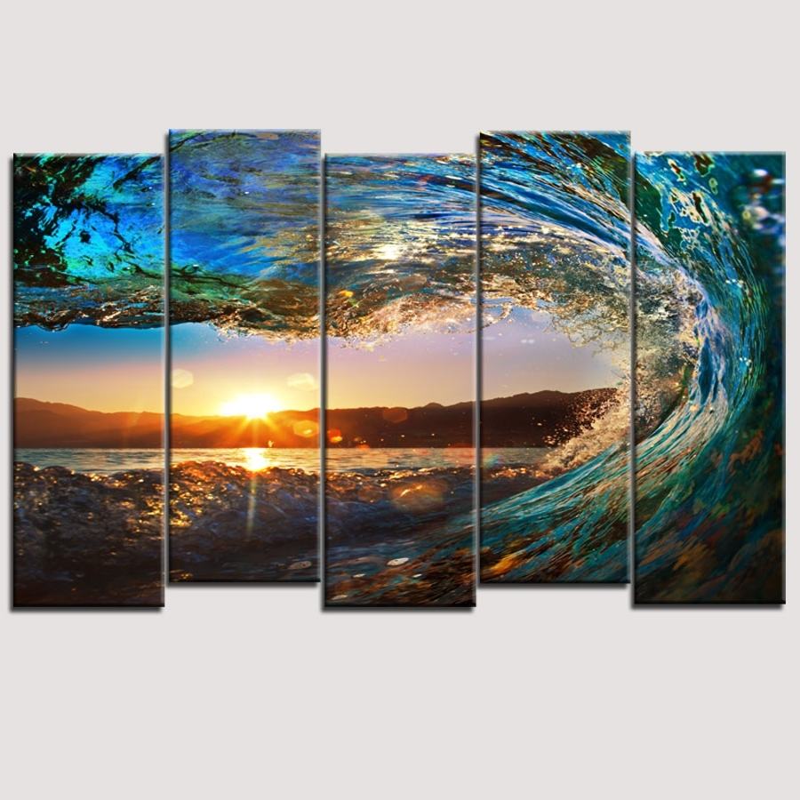 Famous Divine M F Canvas Wall Art Jetty 17992301 1 To Fantastic 5 Piece In 5 Piece Wall Art Canvas (View 8 of 15)