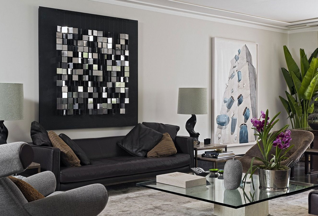 Famous Wall Art Ideas For Living Room In Must Read Tips For Choosing Décor And Art For Your Living Room (View 2 of 15)