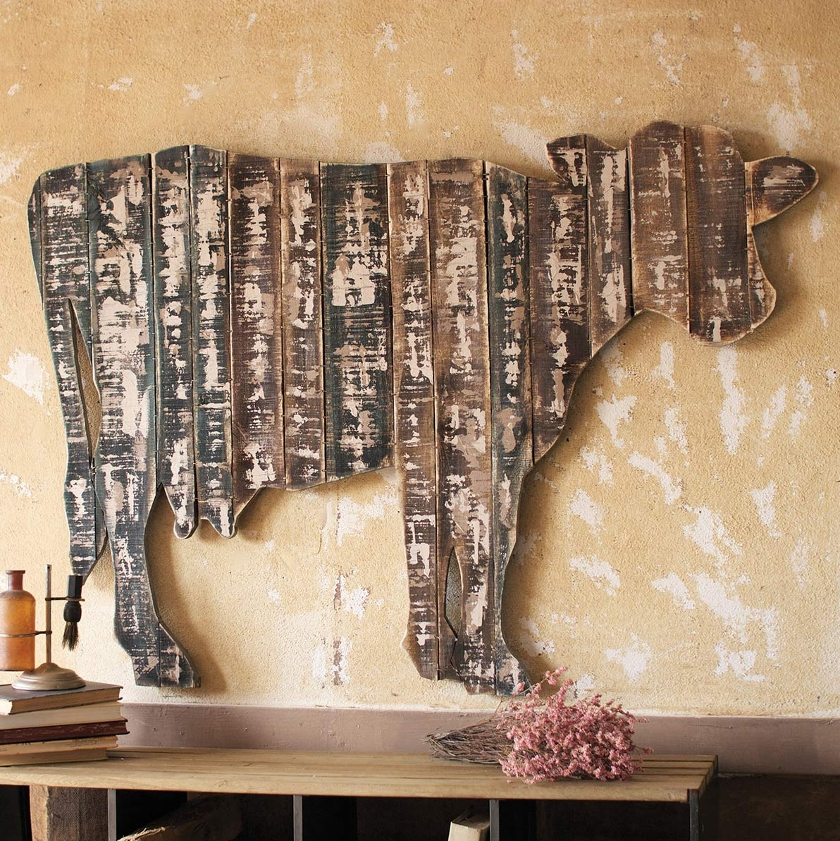 Famous Western Wall Art Intended For Western Metal Wall Art Western House Decor Rustic Western Home Decor (View 9 of 15)