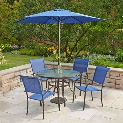 Fancy Patio Furniture Umbrella With Patio Umbrellas Outdoor Intended For Well Known Patio Umbrellas With Table (View 5 of 15)