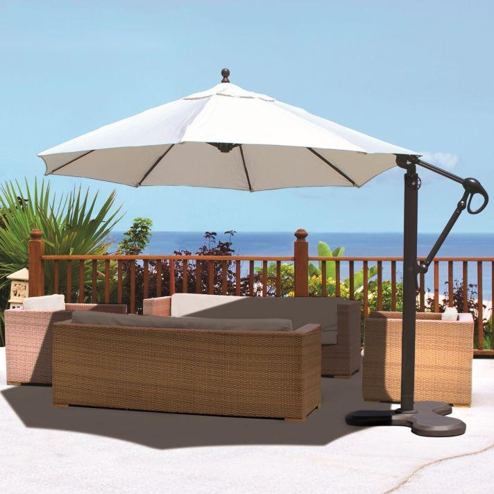 Fashionable 11 Ft Patio Umbrella – Darcylea Design Intended For 11 Foot Patio Umbrellas (View 2 of 15)